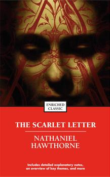main characters in the scarlet letter
