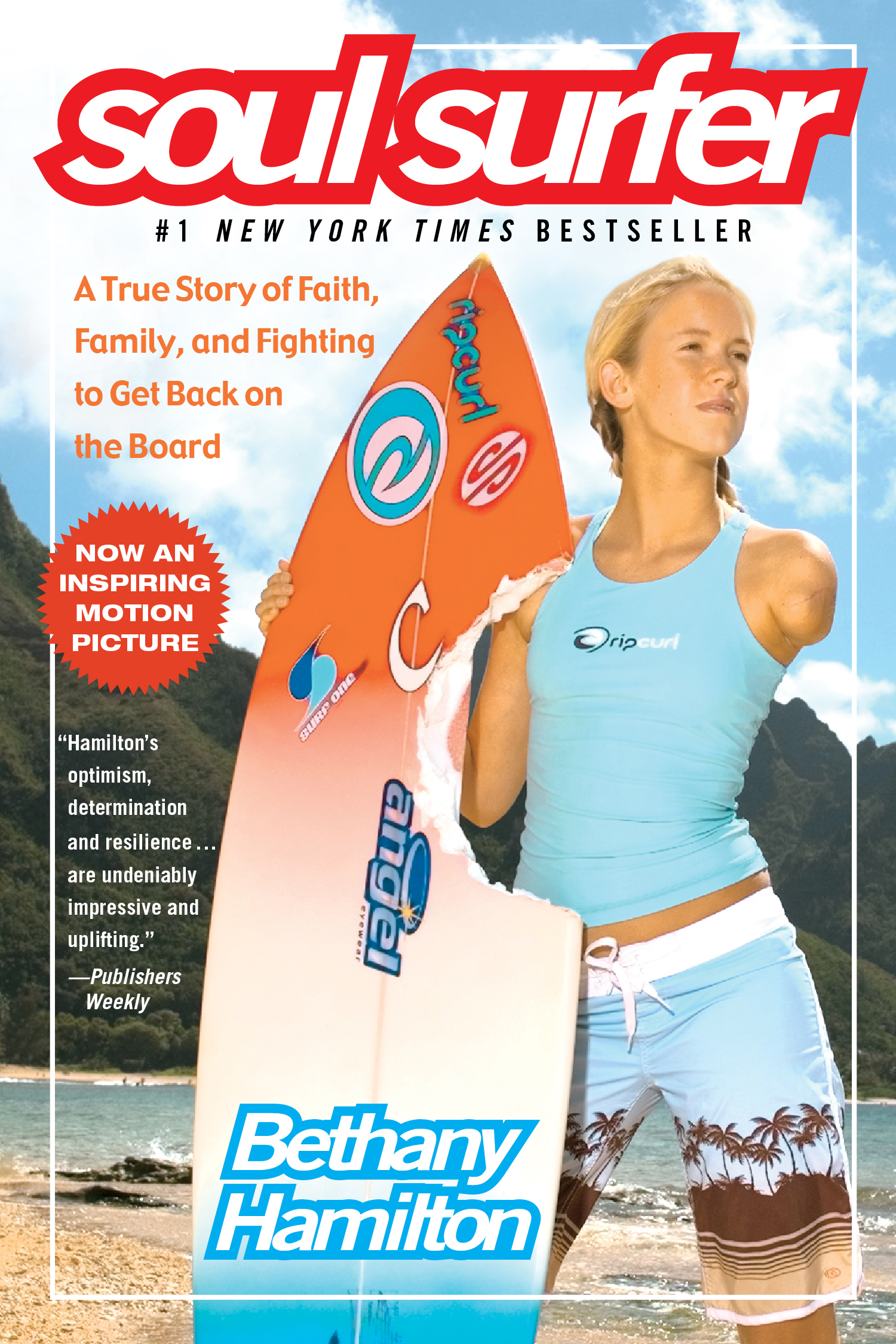 Soul Surfer eBook by Bethany Hamilton | Official Publisher ...