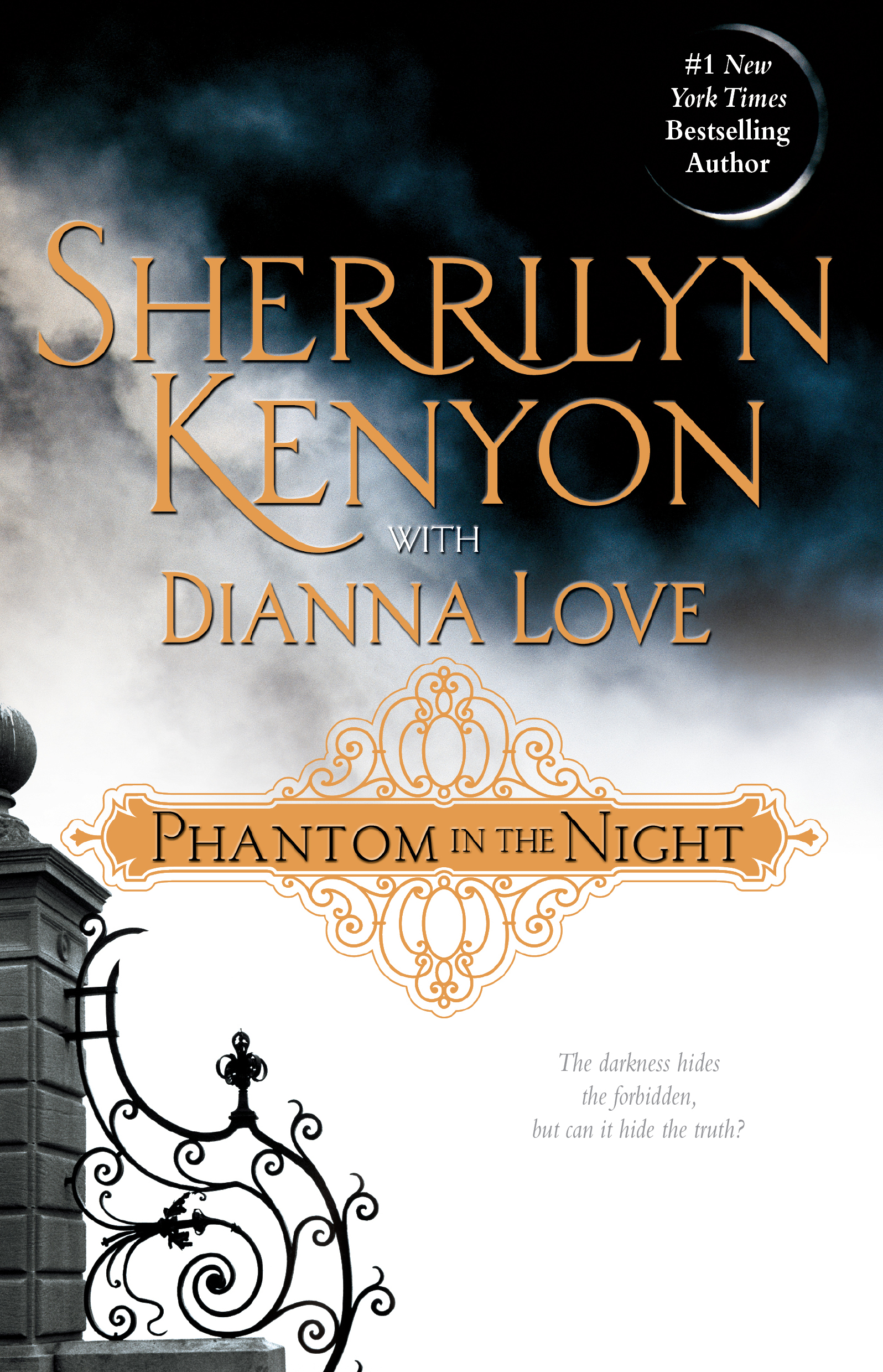 Book Cover Image (jpg): Phantom in the Night