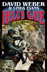 Hell's Gate (Book 1 in new MULTIVERSE series)