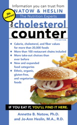 The Cholesterol Counter