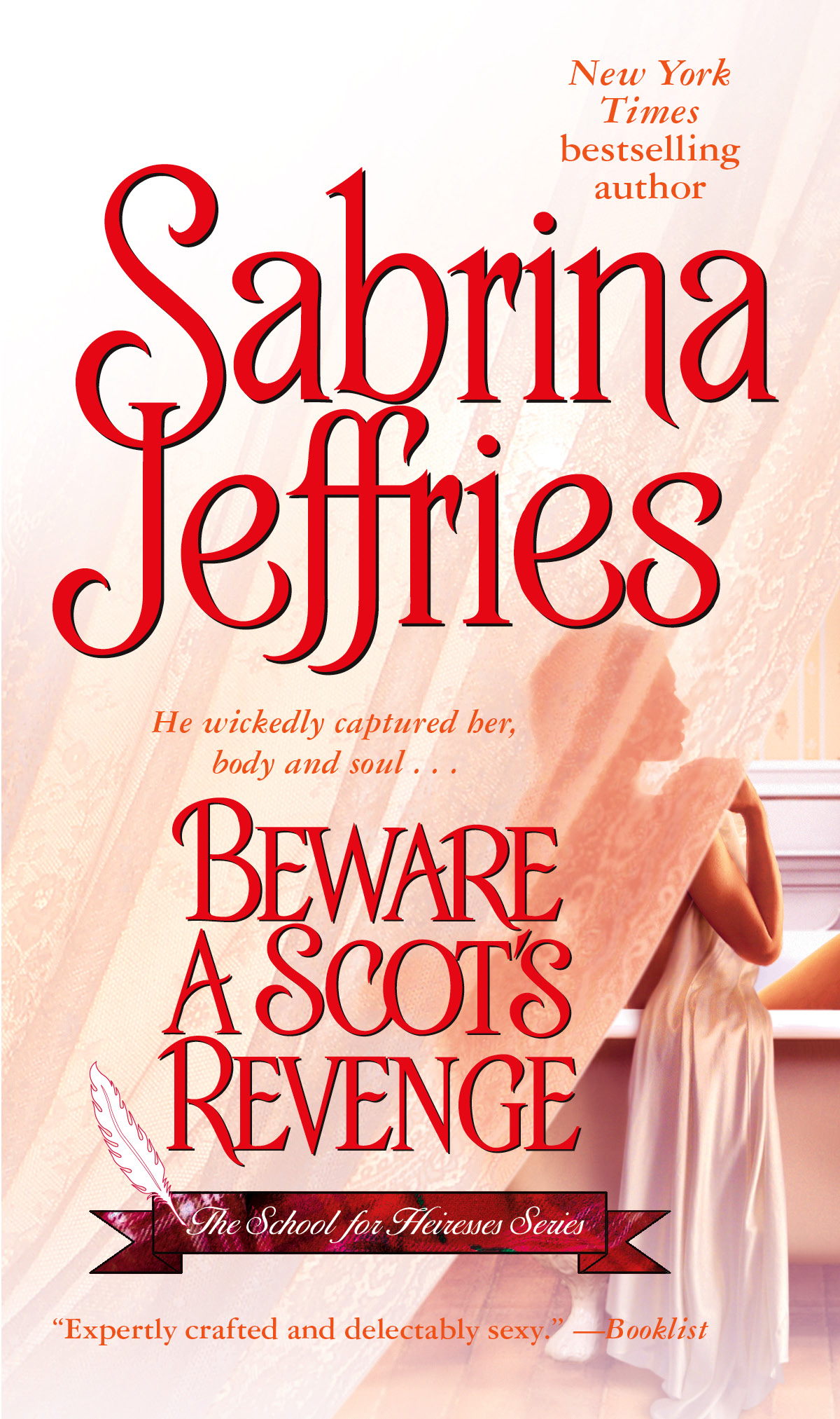 Beware a scots revenge book by sabrina jeffries official cvr9781416516101 9781416516101 hr fandeluxe Image collections