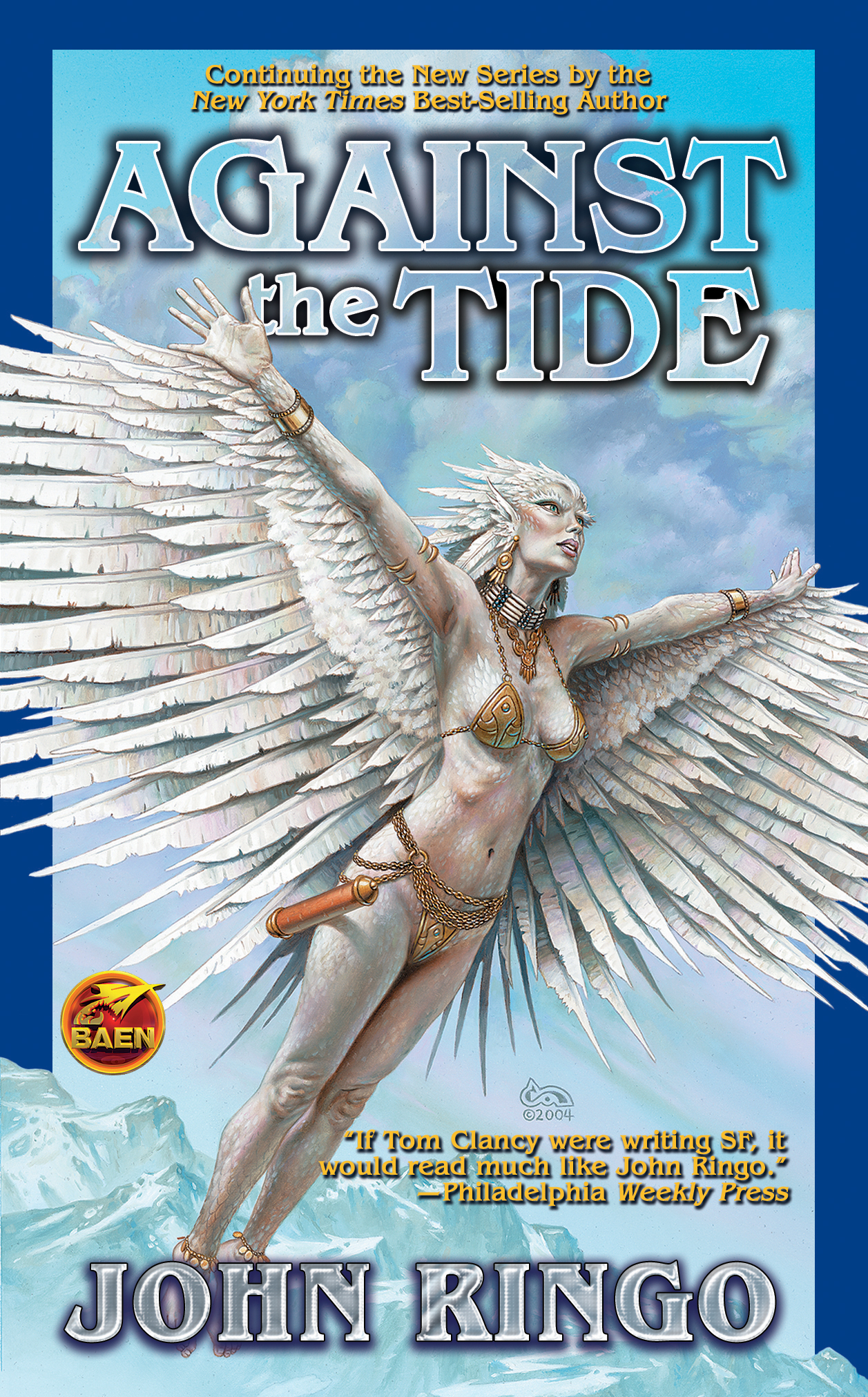 Book Cover Image (jpg): Against the Tide