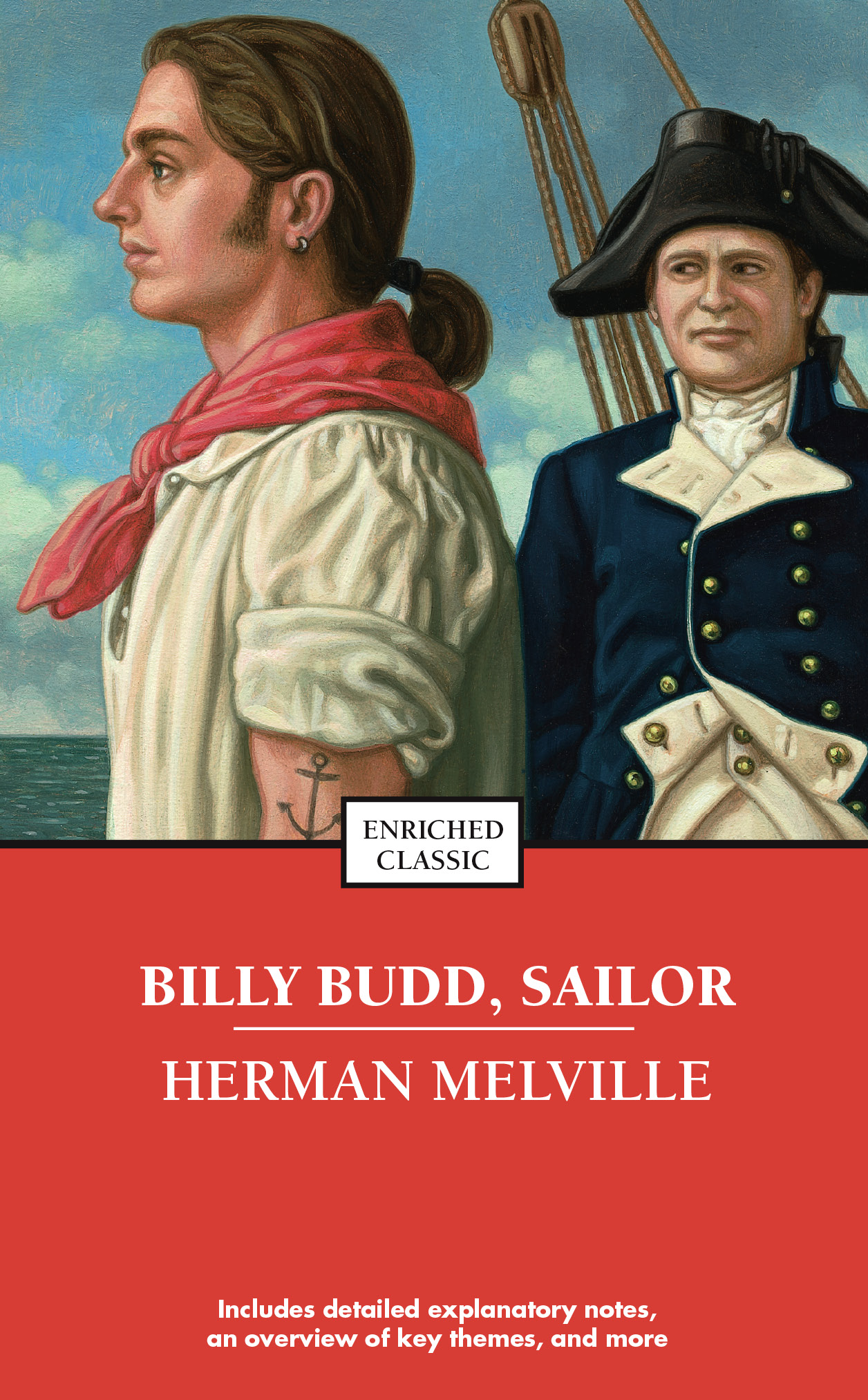 critical analysis of Billy Budd by Herman Melville
