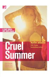 Cruel Summer book cover