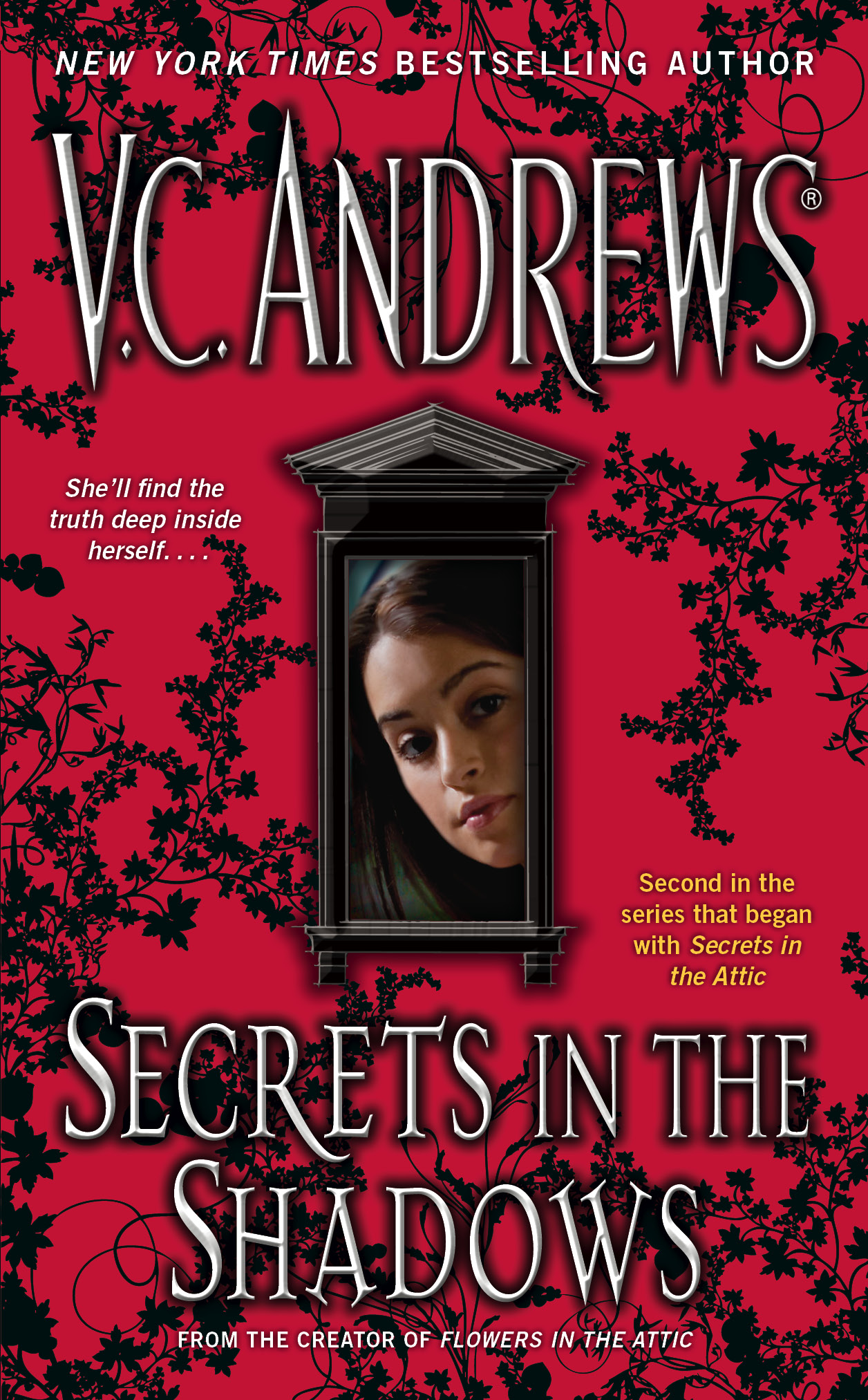 Secrets In The Shadows Book By V C Andrews Official