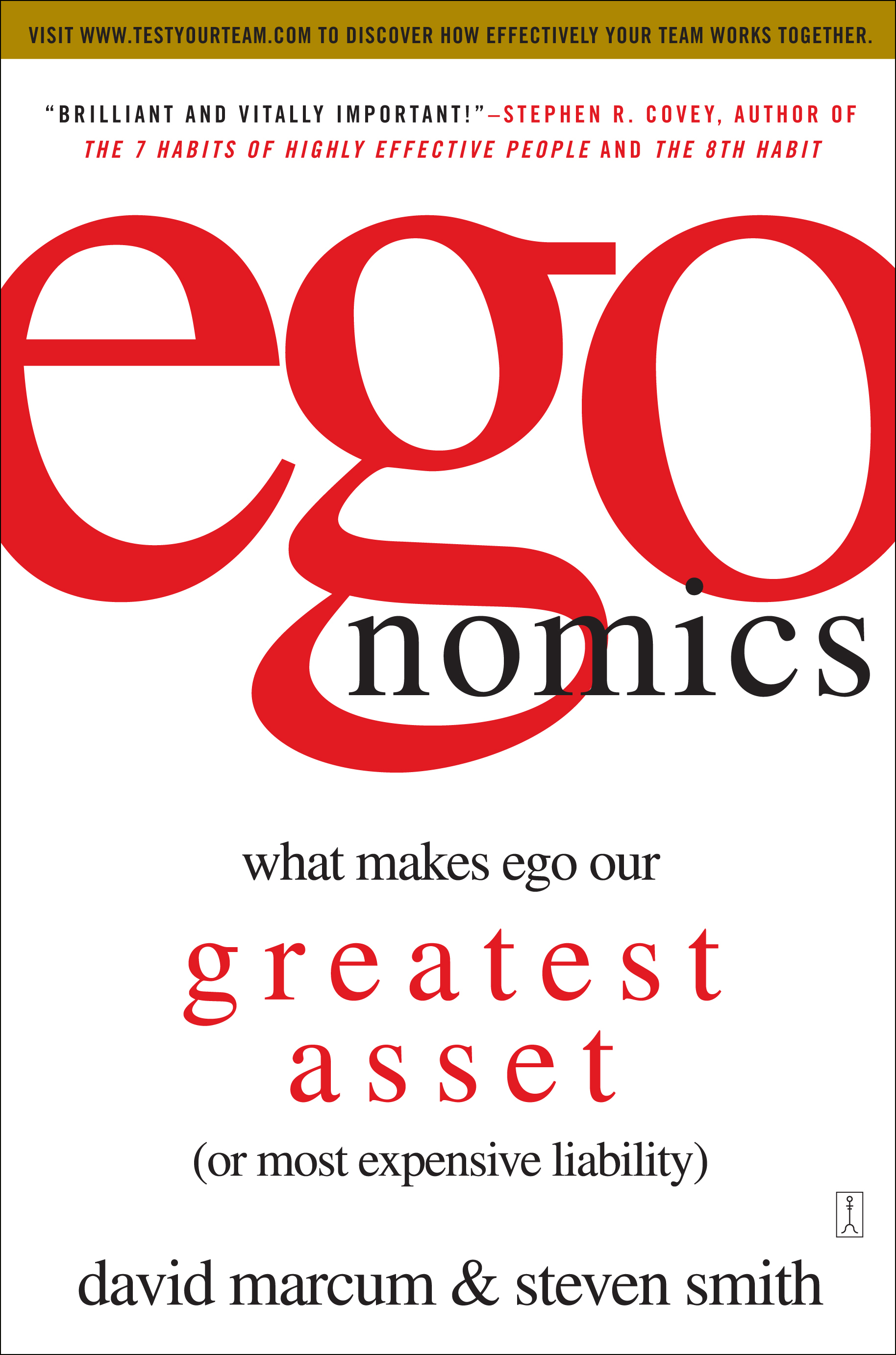 Egonomics book by david marcum steven b smith official cvr9781416533276 9781416533276 hr fandeluxe Images