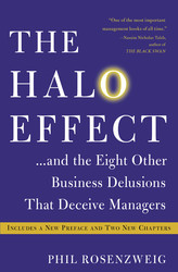 The Halo Effect