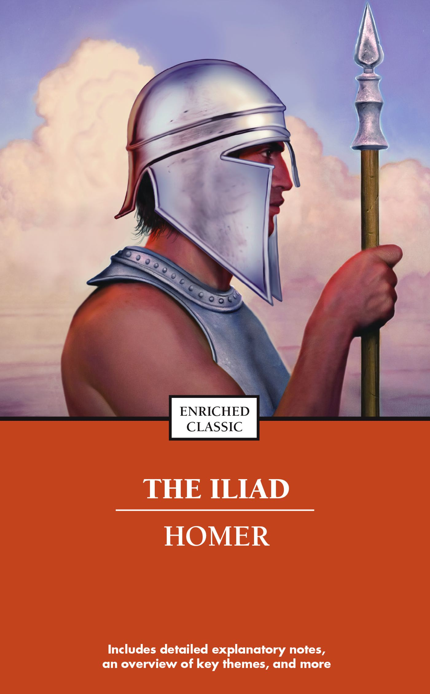 An analysis of similies in the epic iliad by homer