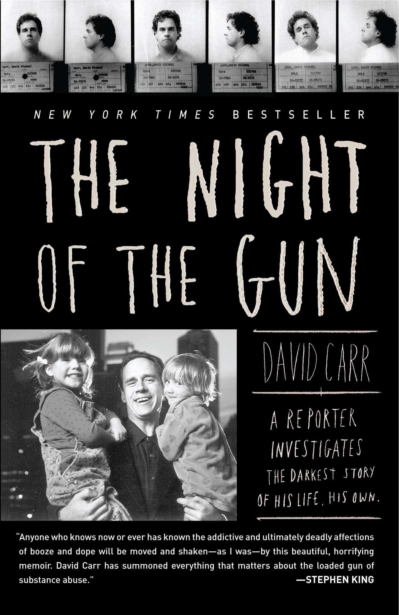 Book Cover Image (jpg): The Night of the Gun