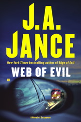 Web of Evil book cover
