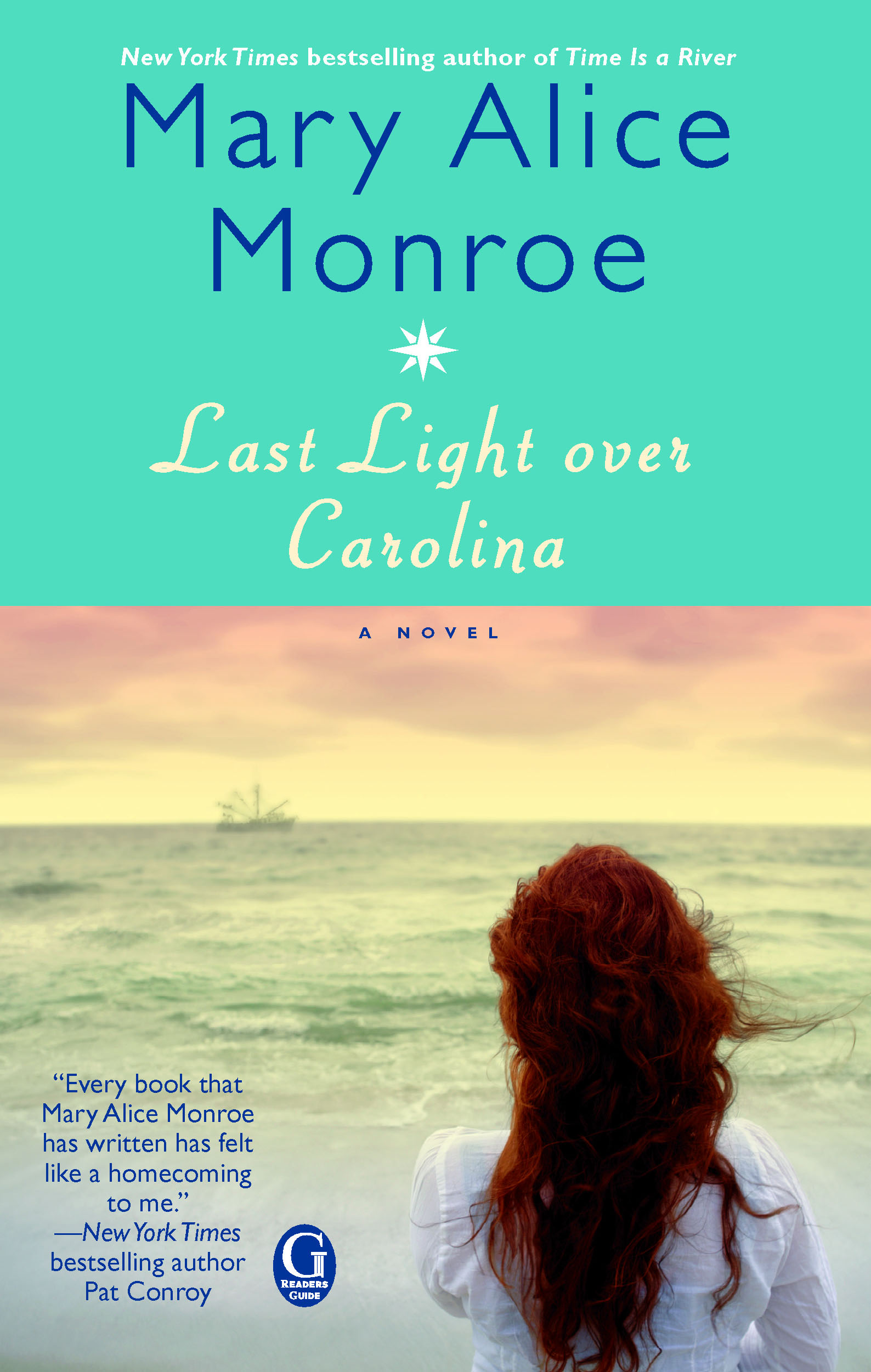 Last Light over Carolina Book by Mary Alice Monroe