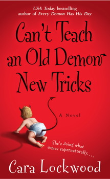 can t teach an old demon new tricks lockwood cara