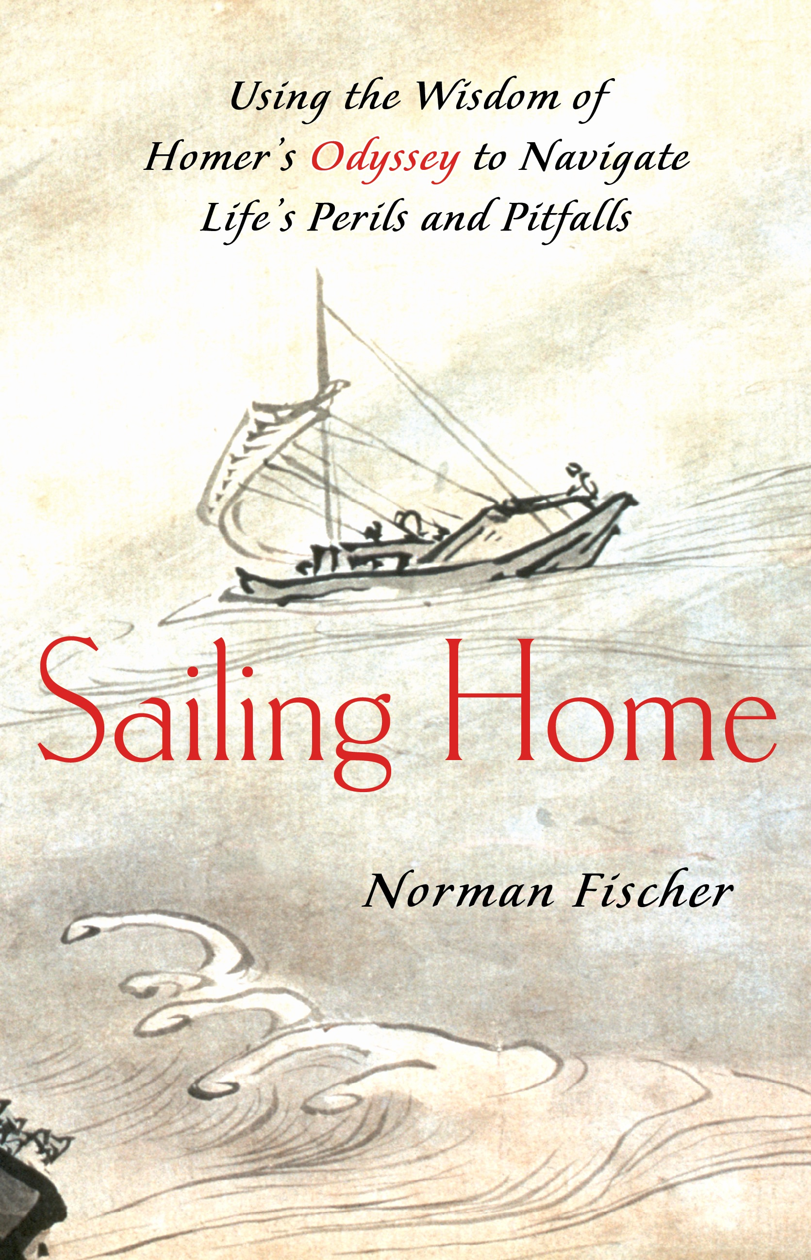 Book Cover Image (jpg): Sailing Home