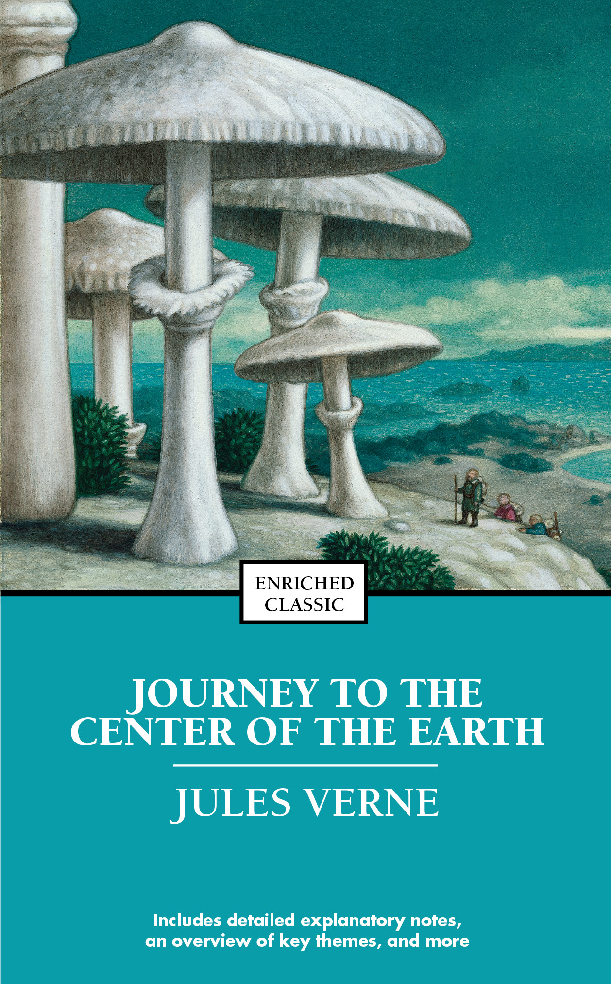 Journey to the Center of the Earth | Book by Jules Verne