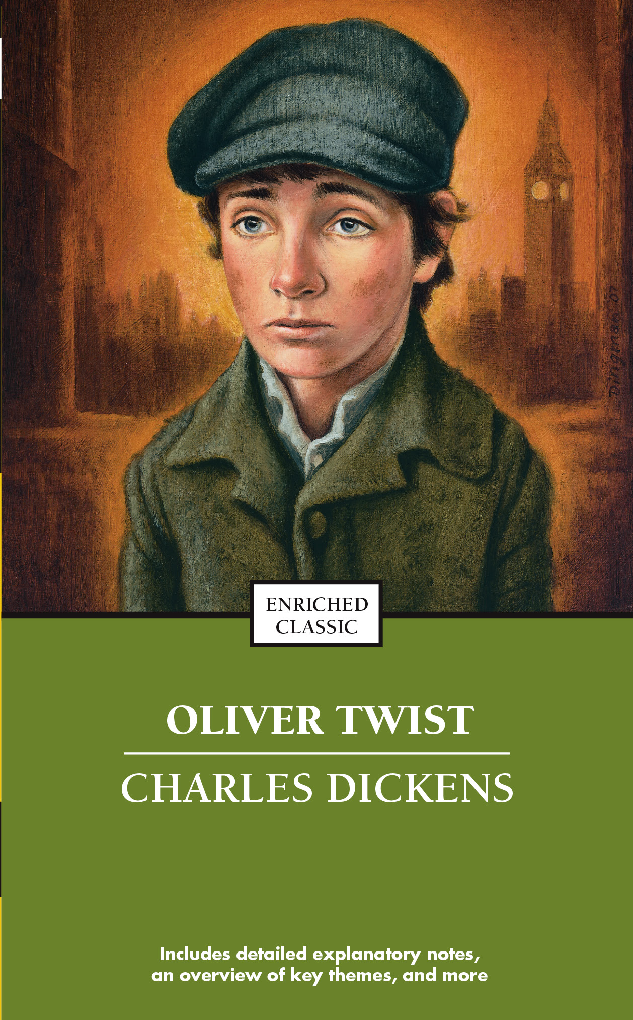A synopsis of the popular novel oliver twist