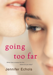 Going Too Far book cover