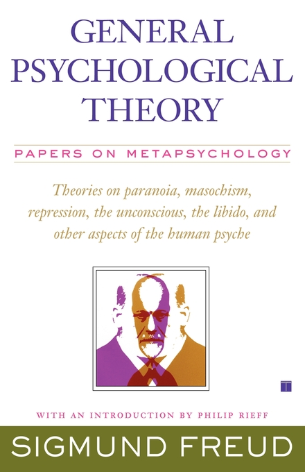 General psychological theory book by sigmund freud official cvr9781416573593 9781416573593 hr fandeluxe Gallery