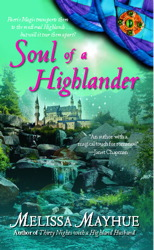 Soul of a Highlander book cover
