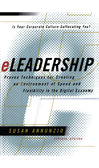 Eleadership Book By Susan Annunzio Official Publisher Page