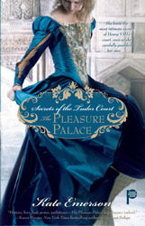 Secrets of the Tudor Court: The Pleasure Palace book cover