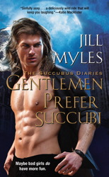 Gentlemen Prefer Succubi book cover
