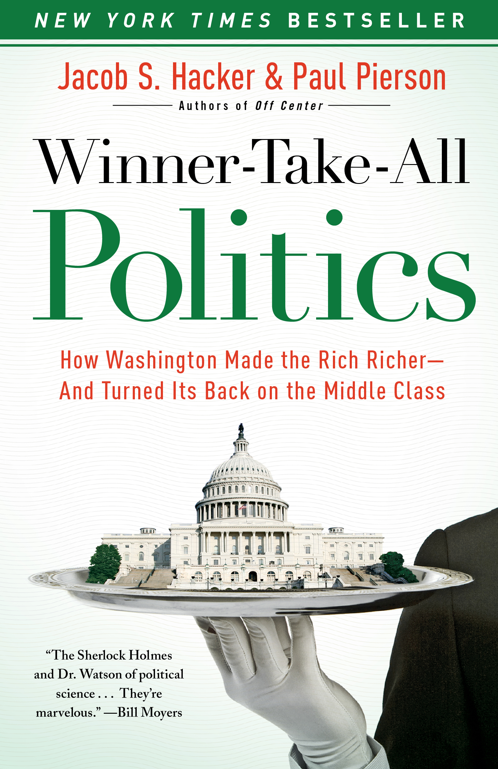 eb416e55 Winner-Take-All Politics | Book by Jacob S. Hacker, Paul Pierson ...
