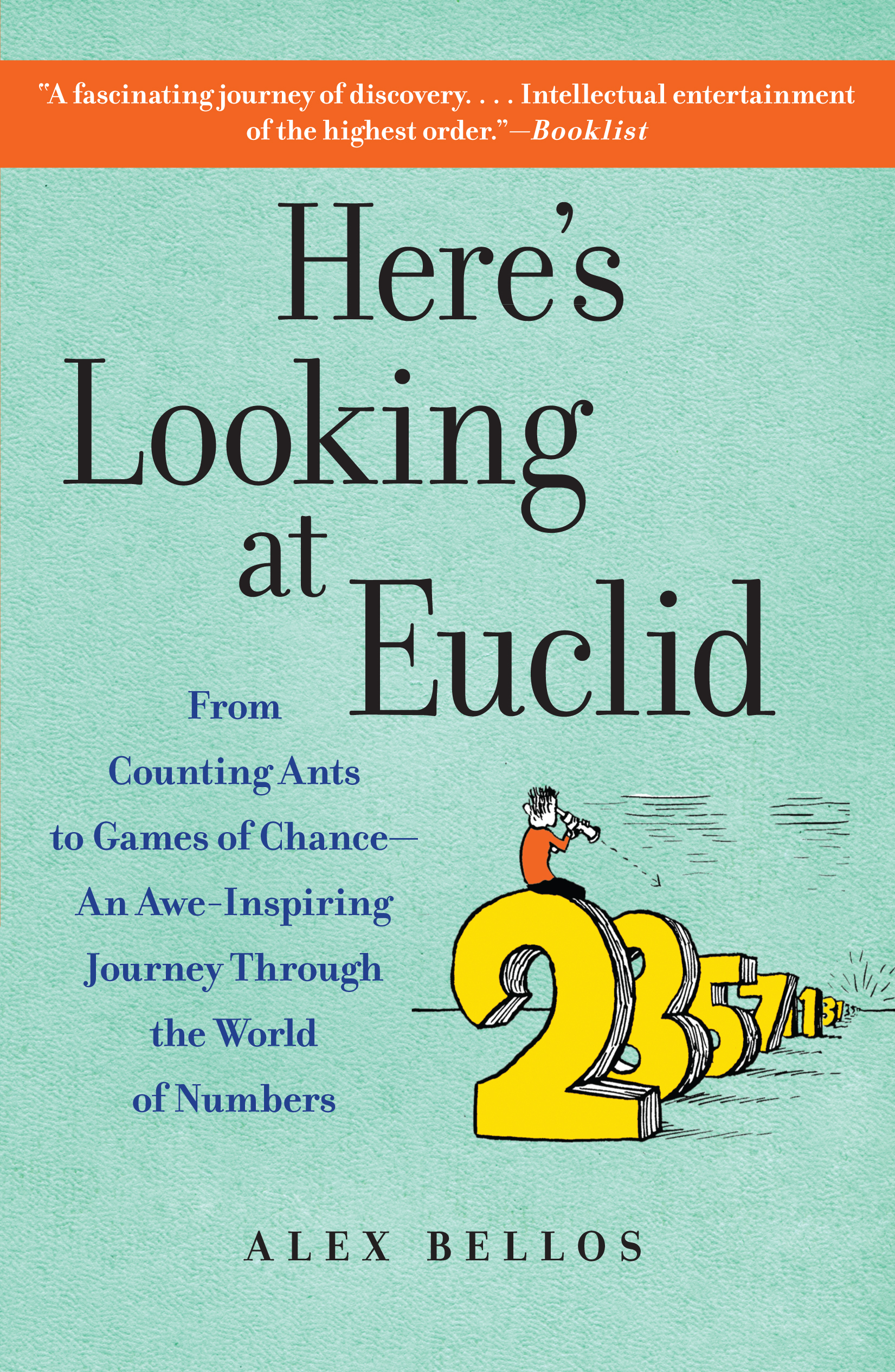 Here\'s Looking at Euclid eBook by Alex Bellos | Official Publisher ...