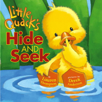 Hide And Seek Buch