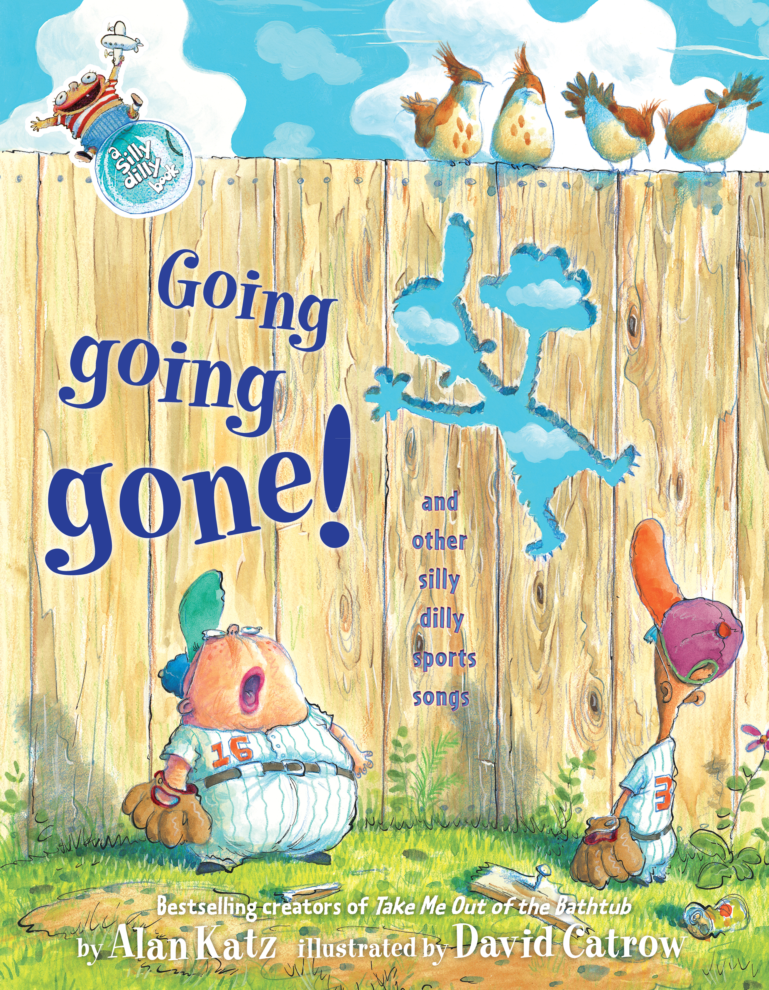 Going, Going, Gone! | Book by Alan Katz, David Catrow | Official ...
