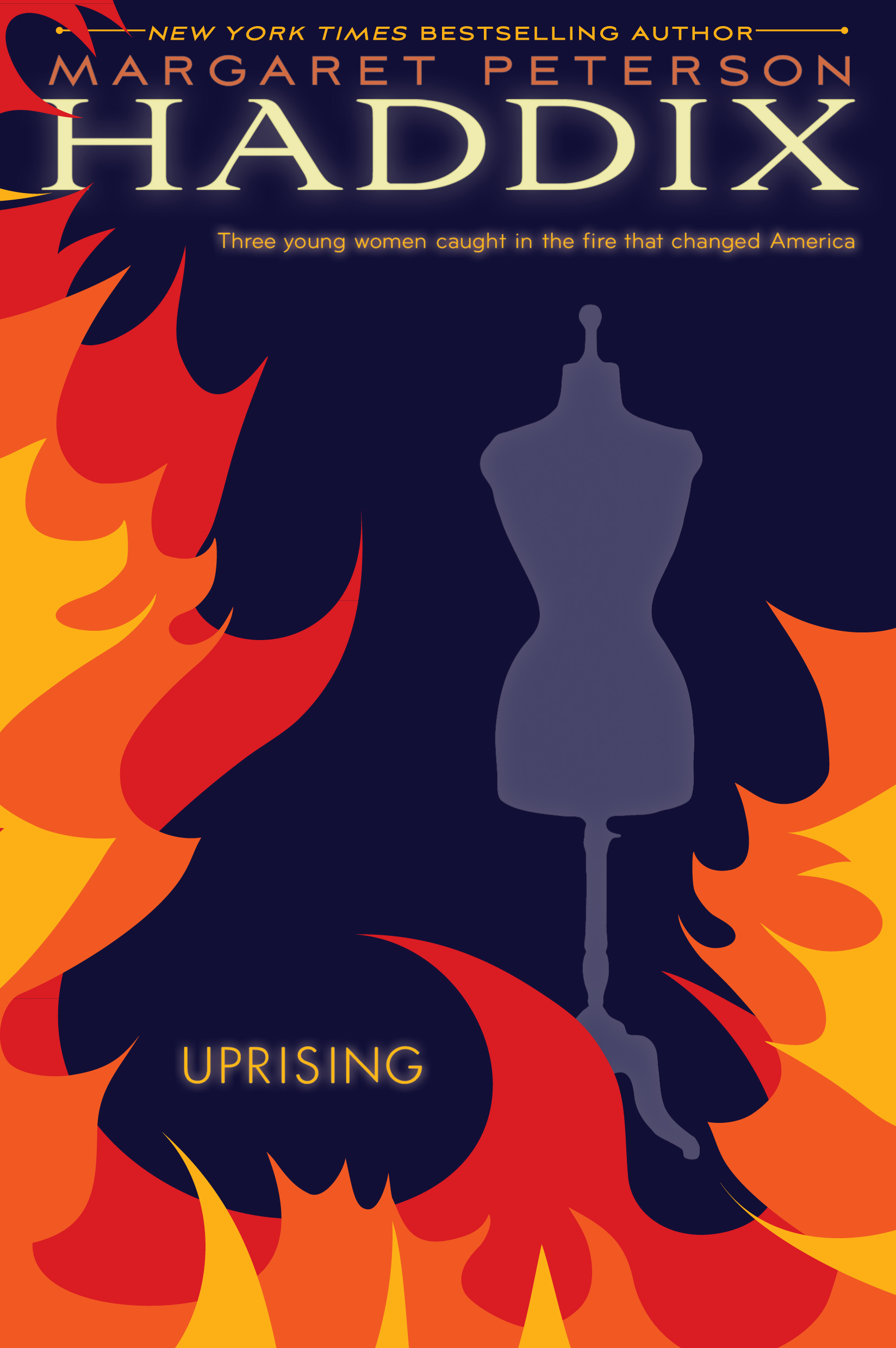 Uprising book by margaret peterson haddix official publisher cvr9781416911722 9781416911722 hr fandeluxe Choice Image