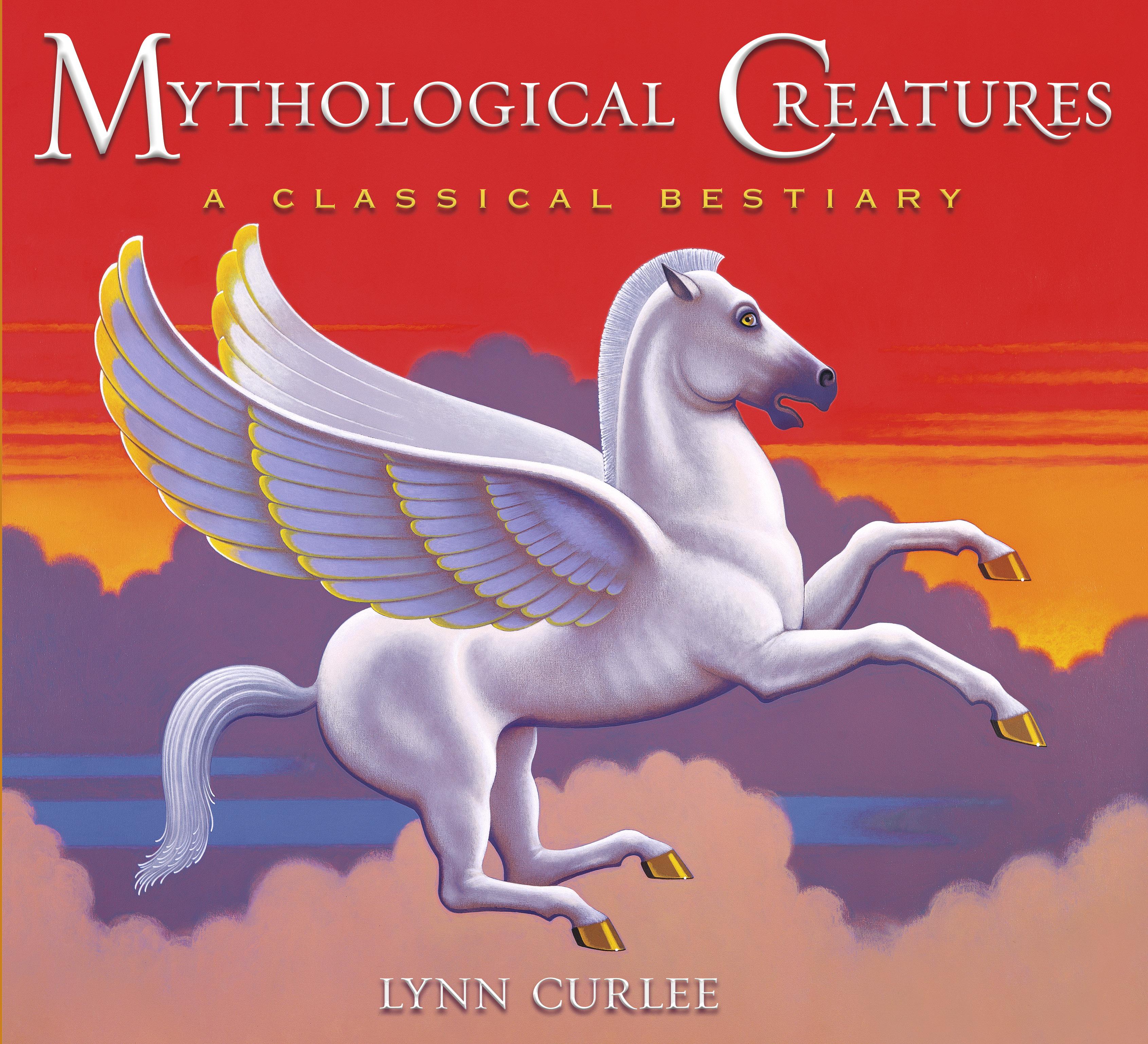 names of mythological creatures