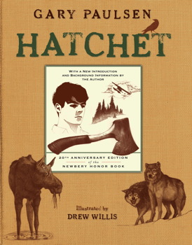 hatchet book brian robeson