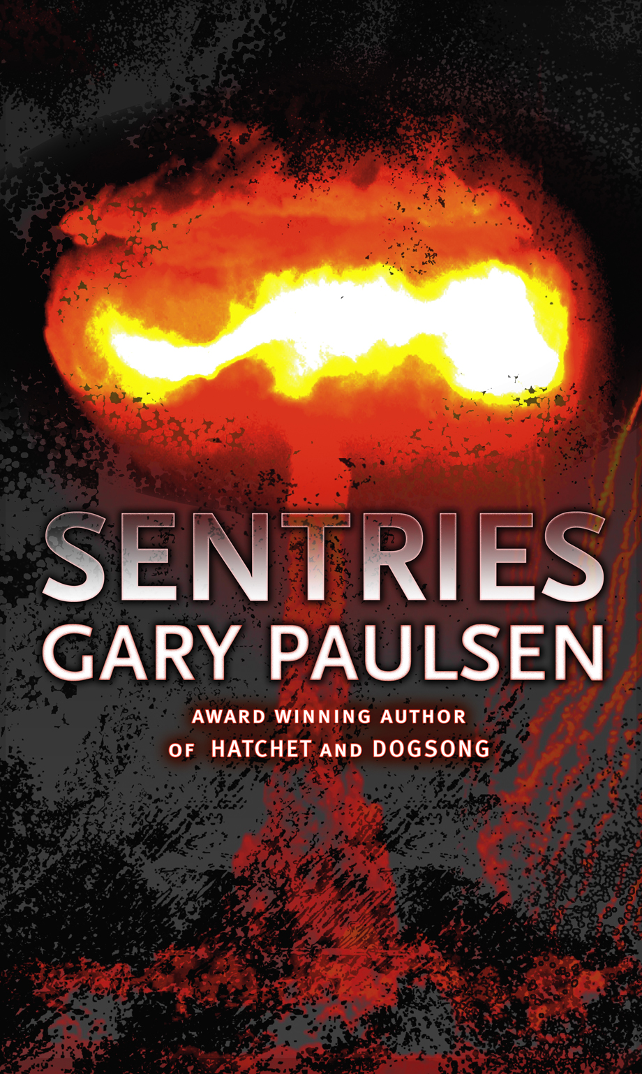 Sentries book by gary paulsen official publisher page simon cvr9781416939207 9781416939207 hr fandeluxe Image collections