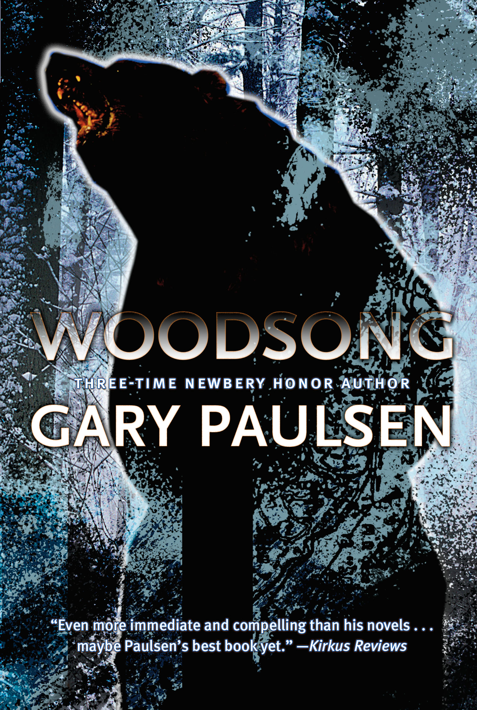 Woodsong book by gary paulsen official publisher page simon cvr9781416939399 9781416939399 hr fandeluxe Image collections
