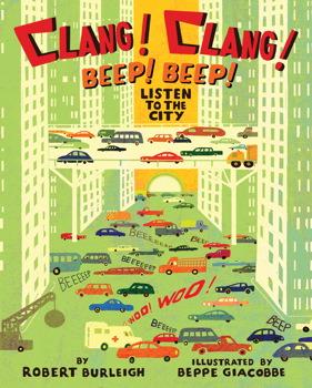 Clang! Clang! Beep! Beep!