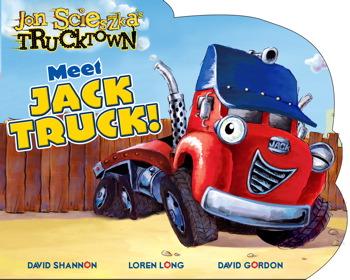 Meet Jack Truck!