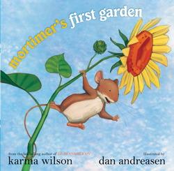 Mortimer's First Garden