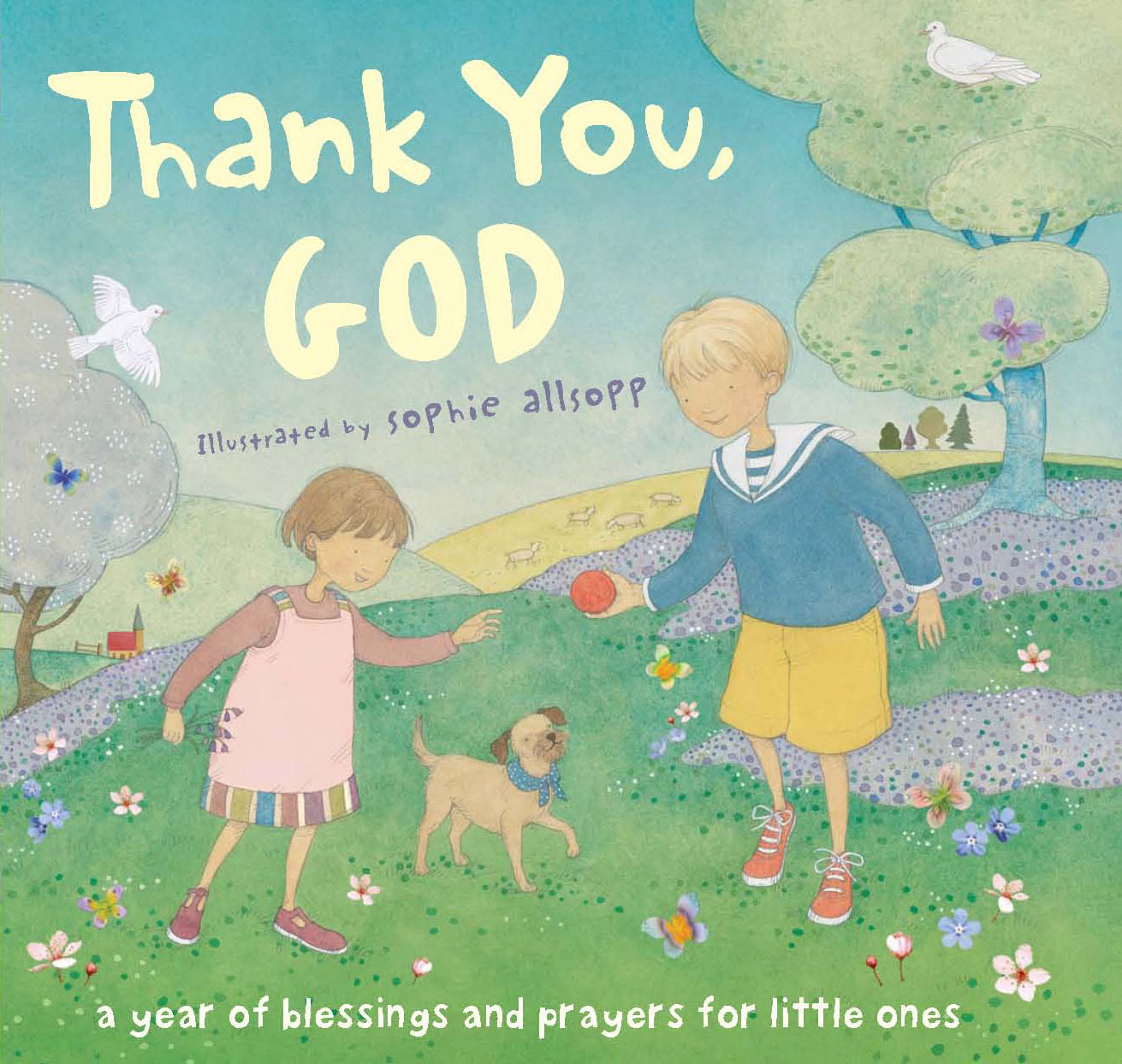 Blessings Books For Kids