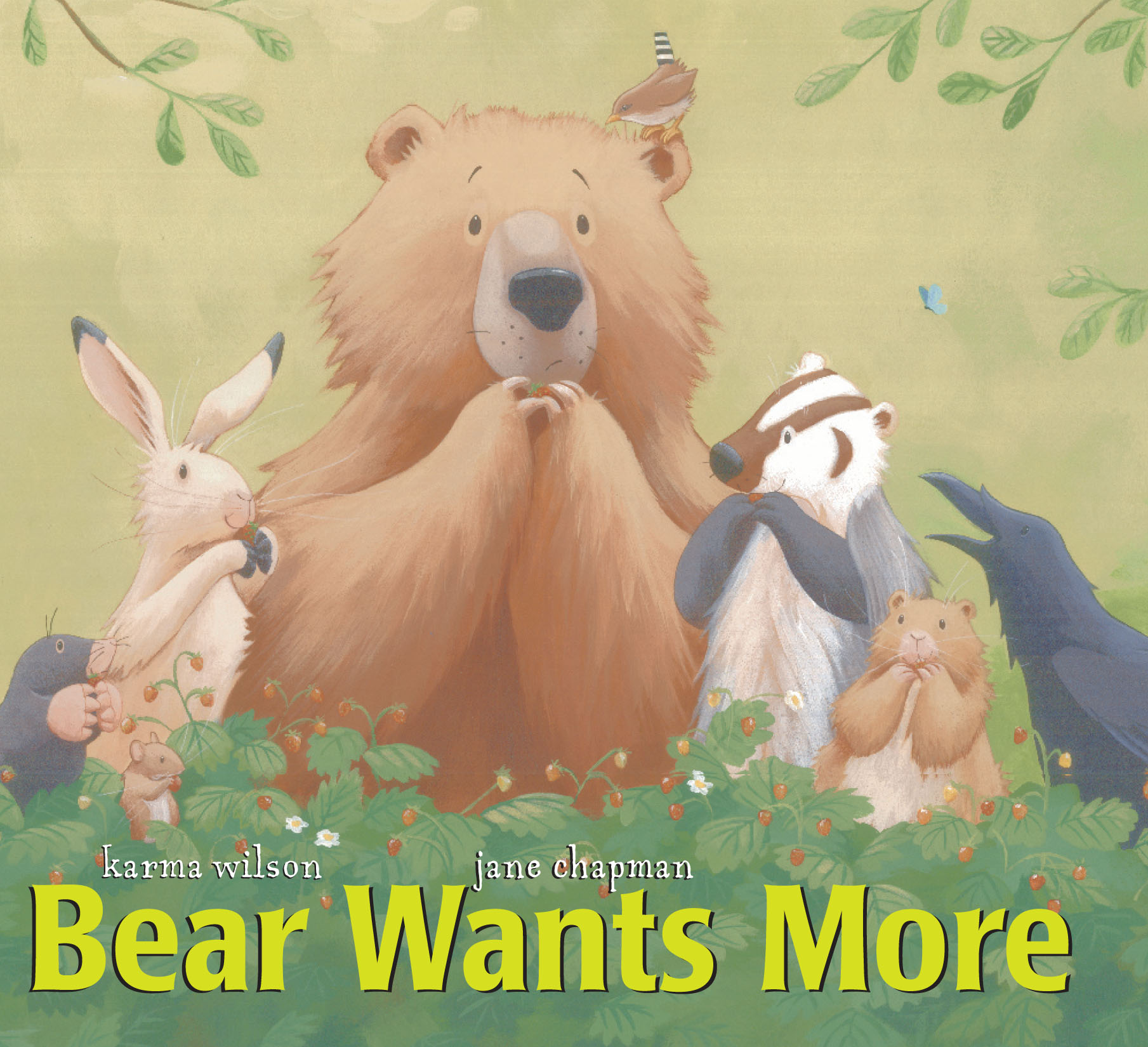 bear wants more book by karma wilson jane chapman official