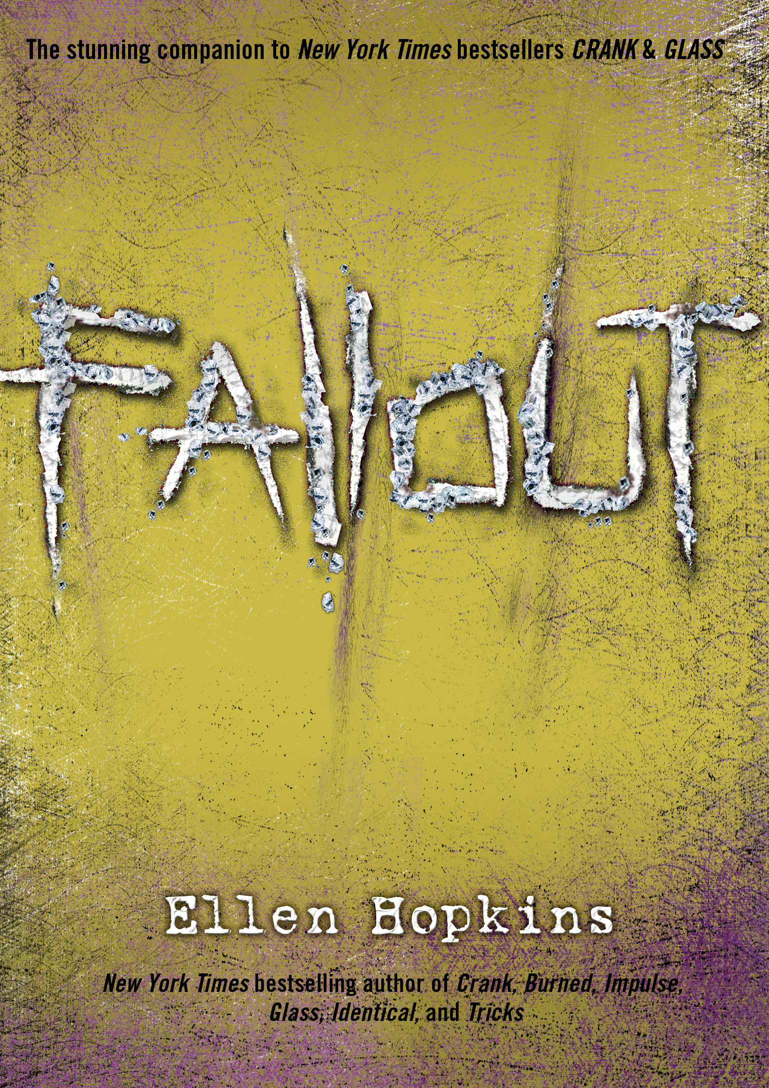 Fallout | Book by Ellen Hopkins | Official Publisher Page ...