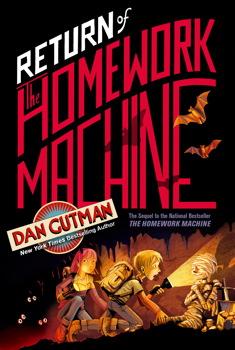 the homework machine by dan gutman summary