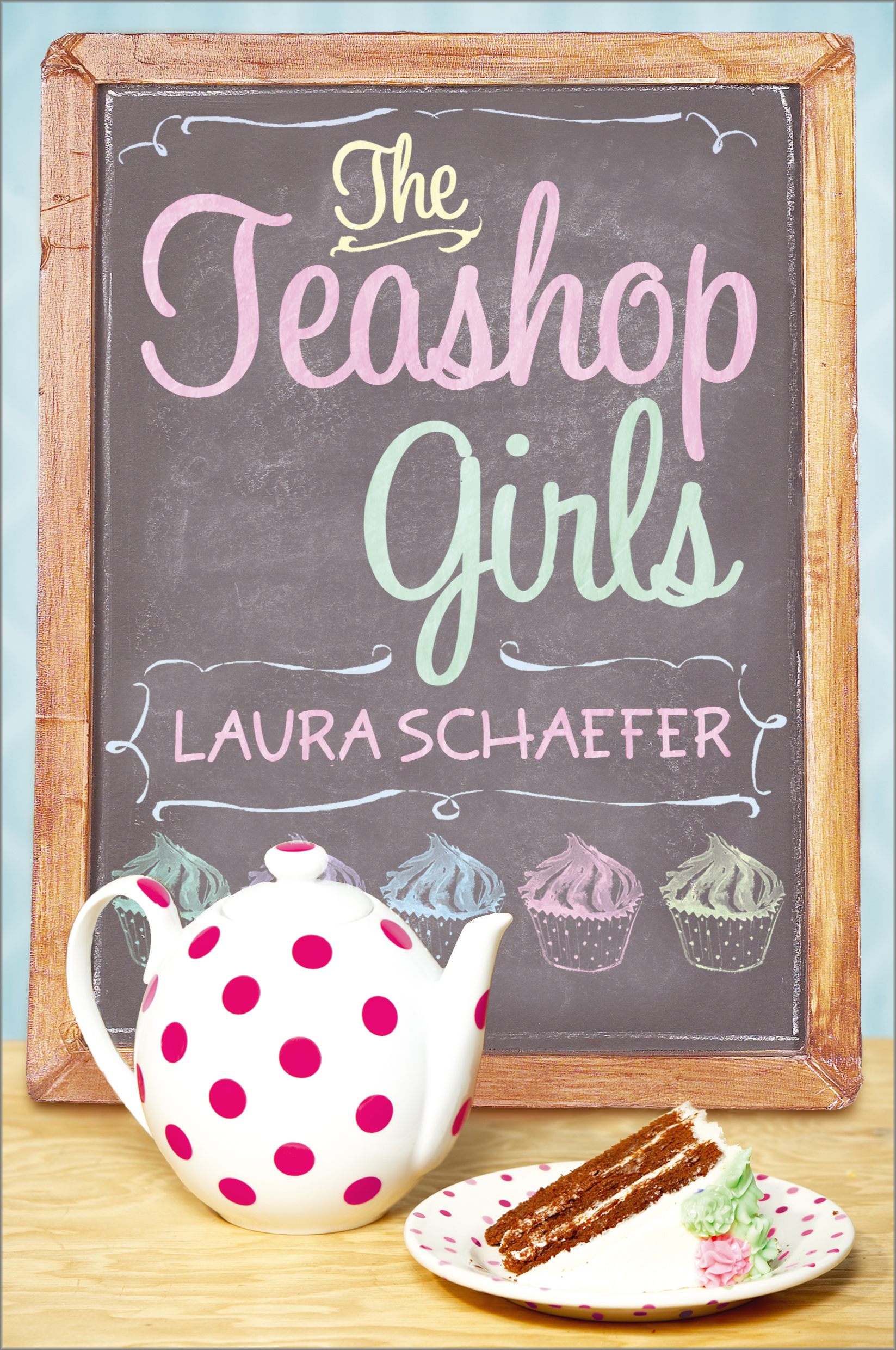 The Teashop Girls Book By Laura Schaefer Sujean Rim Official