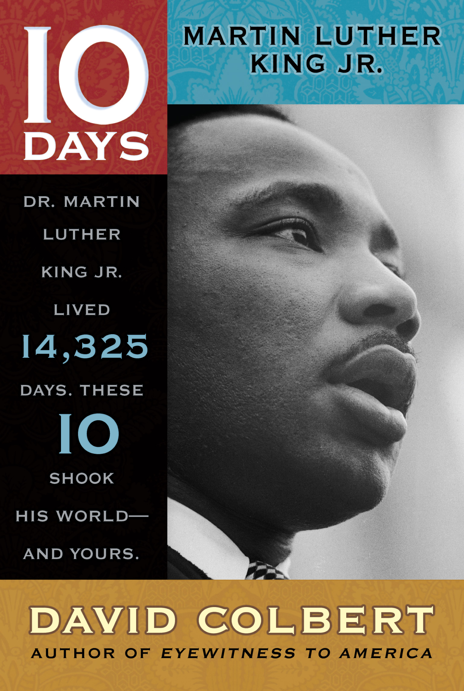 Martin Luther King Jr Book By David Colbert Official