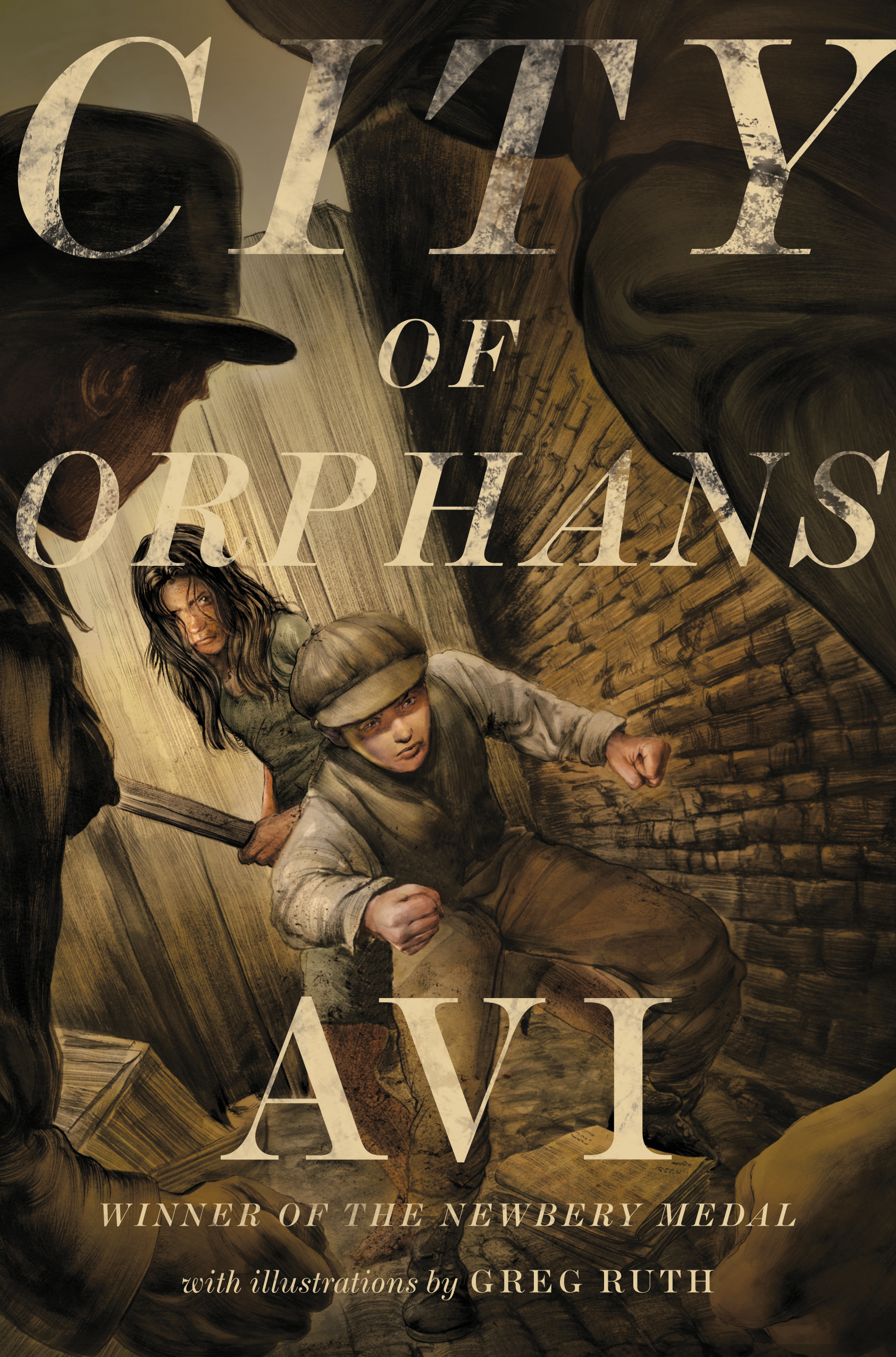 City of orphans book by avi greg ruth official publisher page cvr9781416971023 9781416971023 hr fandeluxe Images