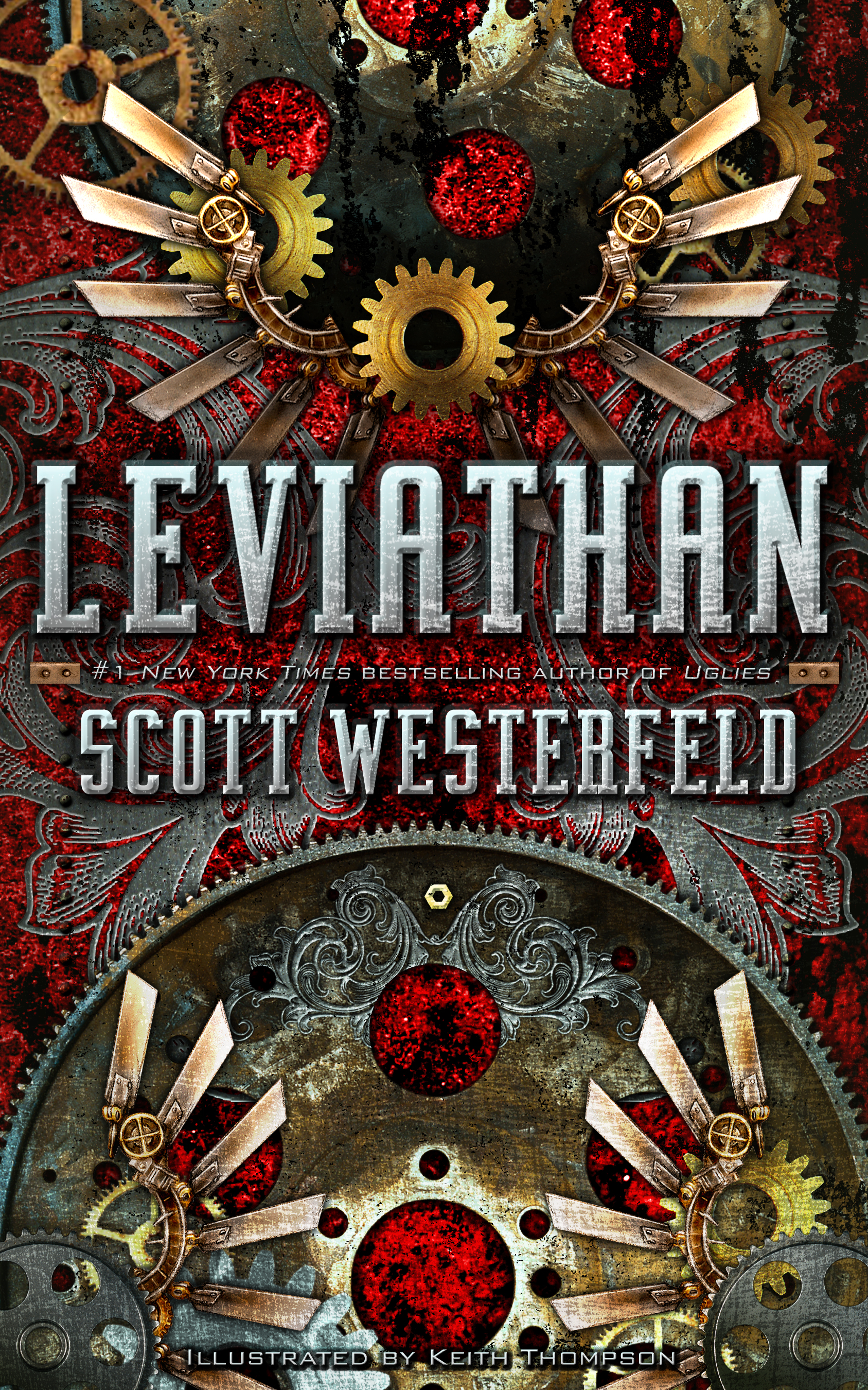 Image result for leviathan book cover