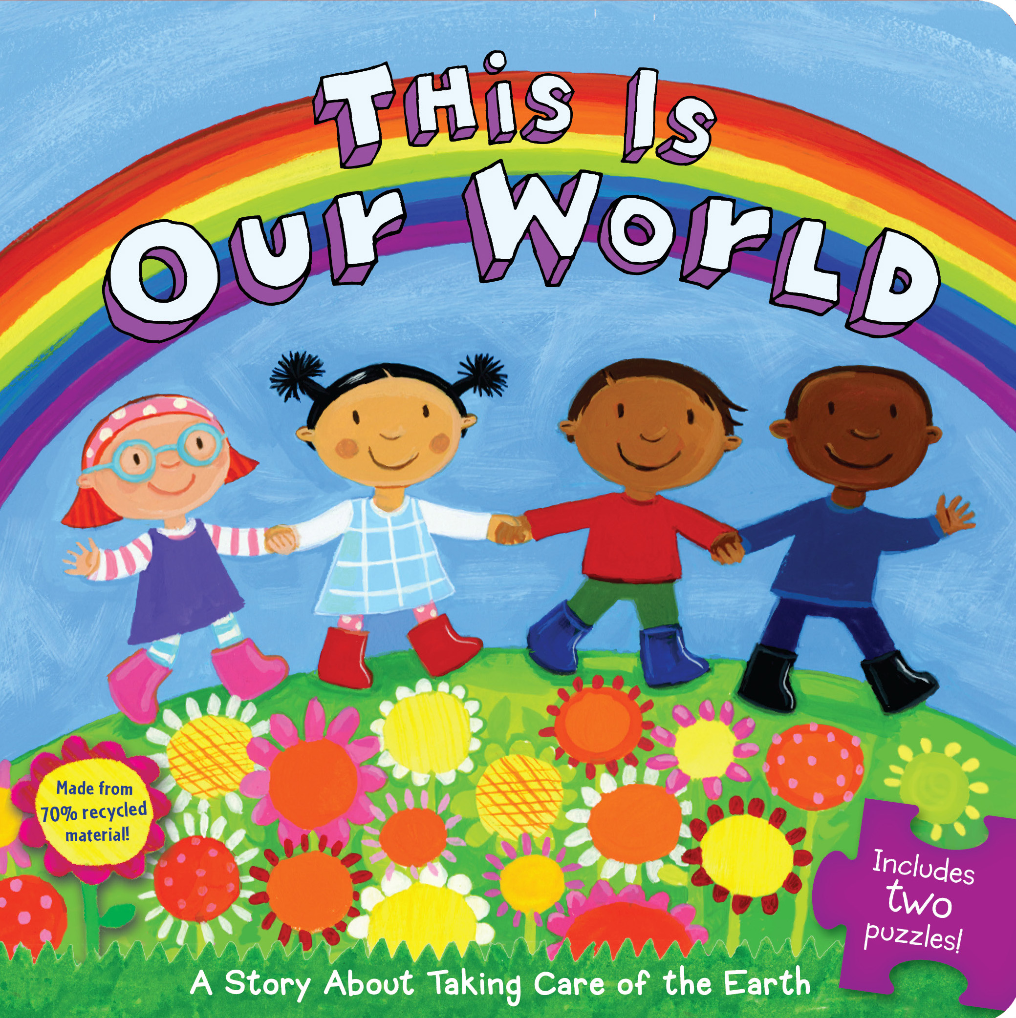 This Is Our World Book By Emily Sollinger Jo Brown
