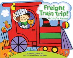 Freight Train Trip!