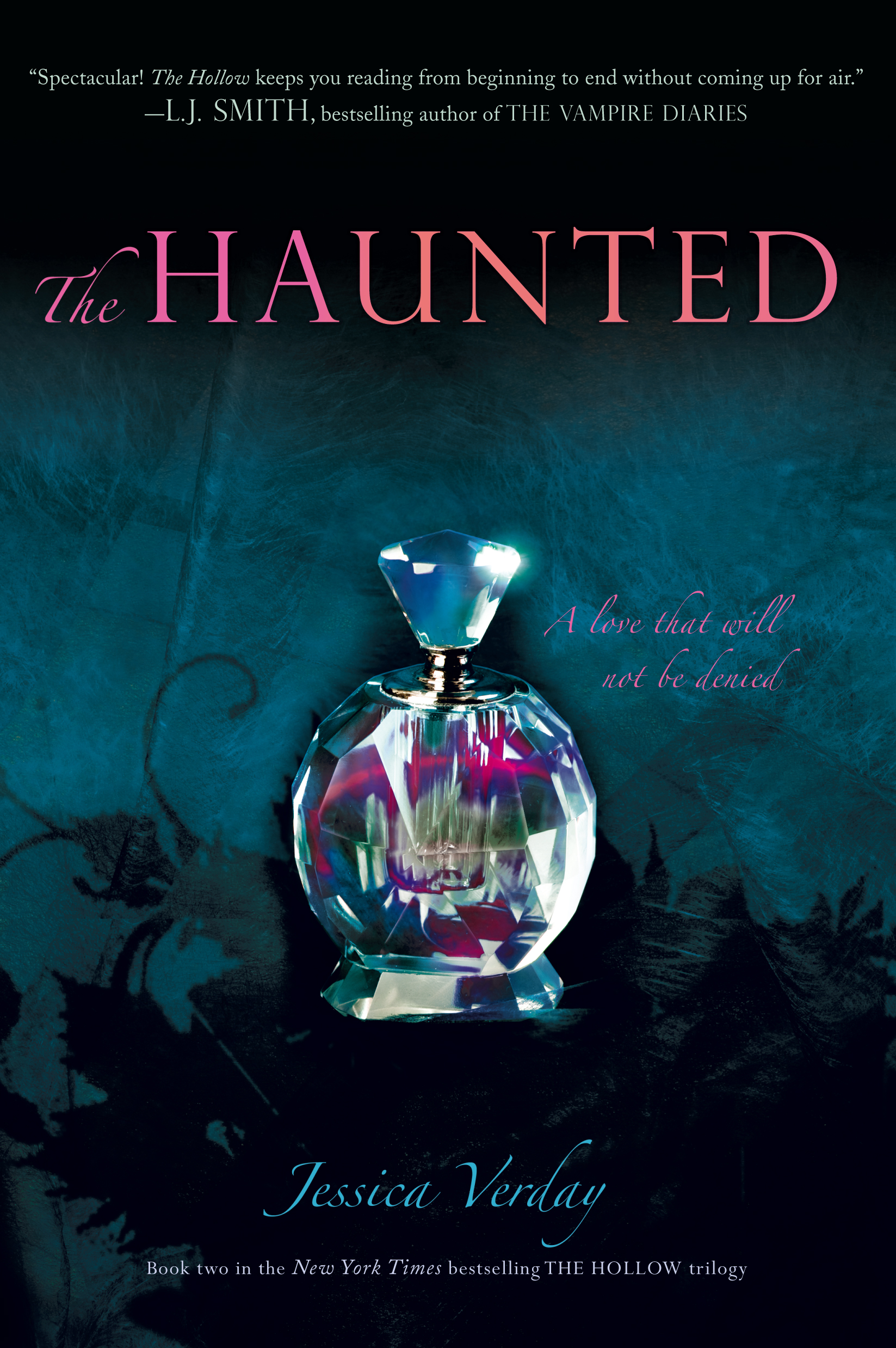 The haunted book by jessica verday official publisher page cvr9781416978961 9781416978961 hr the haunted fandeluxe Images