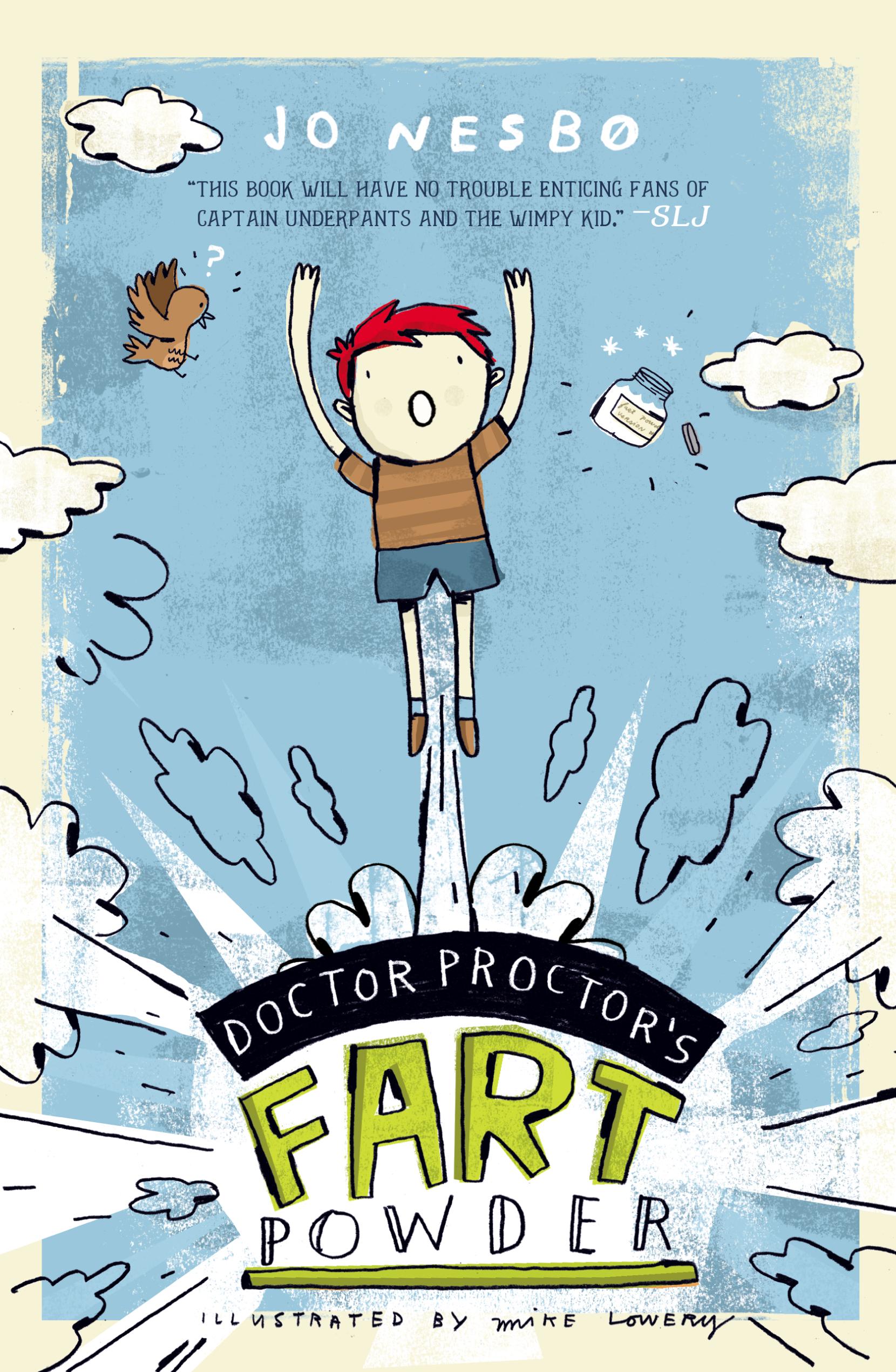 Doctor Proctor's Fart Powder | Book by Jo Nesbo, Tara F